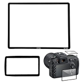 Fotga Professional LCD Optical Glass Screen Protector for Nikon D7100 DSLR Camera