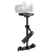 Andoer Mini Camera Carbon Fiber Stabilizer Handheld Steadycam for Camcorder DV Video Camera DSLR