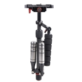 Andoer Adjustable Plate Carbon Fiber Professional Photography Stabilizer Monopod for Camcorder DV Video Camera DSLR