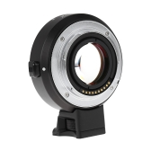 Viltrox EF-E Auto-focus AF Mount Adapter Focal Reducer Booster Adapter for Canon EF to Sony E-mount APS-C Camera