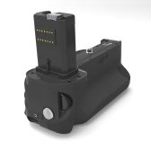 Meike MK-AR7 Built-in 2.4G Wireless Remote Control Vertical Battery Grip Holder for Sony A7 A7r A7s
