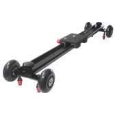 "60cm / 24"" Video Track Dolly Sliding-pad Slider Video Stabilization System with Flexible Wheels for DV Camera DSLR Camcorder"