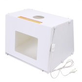 "SANOTO 20""x16"" Portable Mini Kit Photo Photography Studio Light Box Softbox MK50 220V"