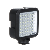Andoer 36 LED Video Light Lamp 4W 160LM for Nikon Canon DV Camcorder Camera with Charger
