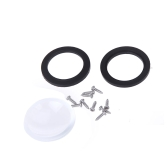 Glass Cover Lens Replacement Kit for Gopro Hero 2 Waterproof Housing Case