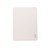 dodocool 360 Degree Rotating PU Leather Swivel Flip Stand Case Cover Protective Shell for iPad Air Beige