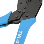 TU-230PA Locking Ratchet Crimping Press Pliers Crimper Clamps Tools for BNC Connector 8.22/6.48/5.41/2.5/1.72mm