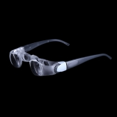 2.1X Myopia Magnifying Television Glasses TV Magnifier -300 Degree Goggles