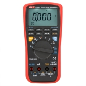 UNI-T UT533 True RMS Auto Range 50~1000V Insulation Resistance Tester Digital Multimeter Capacitor Temperature Meter