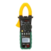 AIMO MS2108A Auto Range Digital Multi Clamp Meter for AC/DC Voltage/Current Frequency Resistance Capacity Diode Test