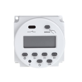 Digital LCD Power Programmable Timer Switch AC 220V-240V 16A