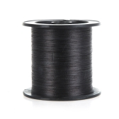 300M 50LB 0.26mm Dyneema Fishing Line Strong Braided 4 Strands Black