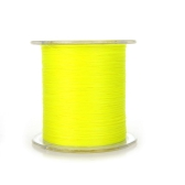 300M 50LB 0.26mm Fishing Line Strong Braided 4 Strands Yellow