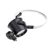 30mm 15x LED Eye-Clamp-Free Magnifier Loupe Magnifying Glass Watch Repair