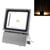 100W 110-250V LED Flood Light IP65 Waterproof Outdoor Spot Light Lamp Warm White