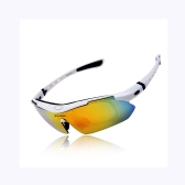UV400 Polarized Sunglasses for Bicycle Riding for naked riding event