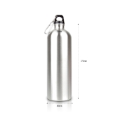 1000ml Stainless Steel Outdoor Sports Drinking Bottle Bicycle Climbing Travel