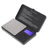 1000g/ 0.1g Electronic Digital Scale Jewelry Gold Diamond Carat Balance LCD Display Backlight