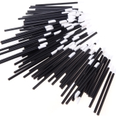 100 pcs Disposable Lipbrush Lip Gloss Brush Wands Lipstick Gloss Applicators Makeup Tool