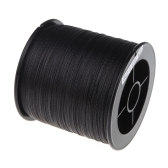 500M 30LB 0.26mm Fishing Line Strong PE Braided 4 Strands Black