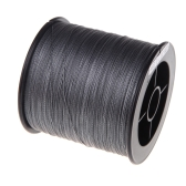 500M 30LB 0.26mm Fishing Line Strong PE Braided 4 Strands Grey
