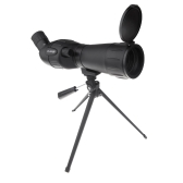 Zoom Adjustable Monocular Telescope Mono Spotting Scope with Tripod for Traveling Hiking Camping Open-air Activities Black