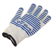 Oven Glove Heat Proof Resistant 250 ℃ for Right Left Hand Protective Universal