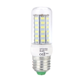 E27 12W 5730 SMD 56 LEDs Corn Light  Lamp Bulb Energy Saving 360 Degree White 220-240V