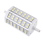 R7S 7W 36 LEDs 5050 SMD Energy Saving Light Bulb Lamp 118mm White 100-240V Replace Halogen Floodlight