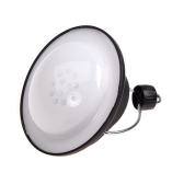 12LED Outdoor Indoor Camping Lamp with Lampshade Circle Tent White Light Campsite Hanging Lamp