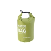 2L Small Ultralight Outdoor Travel Rafting Waterproof Dry Bag Swimming Green