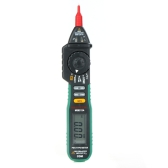 Original MASTECH MS8212A Pen Type Digital Multimeter/Multimetro DC AC Voltage Current Tester Diode Continuity Logic Non-contact Voltage