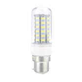 B22 12W 5730 SMD 56 LEDs Corn Light  Lamp Bulb Energy Saving 360 Degree White 220-240V