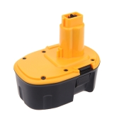 14.4V 2000mAh Ni-CD Rechargeable Power Tool Battery for Replacement of Dewalt DE9038 DC9091 DE9092 DE9094 DE9502