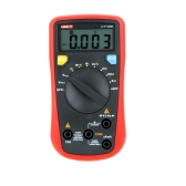 UNI-T UT136B Handheld DC/AC Voltage Current Resistance Frequency Auto-ranging Digital Multimeters W/Capacitance Test