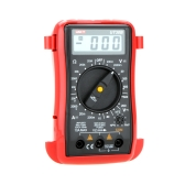 UNI-T UT30B LCD Data Hold 1999 Count DC/AC Voltage Current Resistance Palm-Size Digital Multimeters