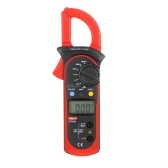 UNI-T UT202A Data Hold 600A DC/AC Voltage AC Current Resistance Digital Clamp Meters W/ MAX & MIN Mode