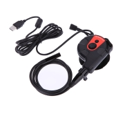 Mini USB HD Computer Camera Video Inspection Borescope 8.5mm 6 LED 80cm  Endoscope Tape Style Scope
