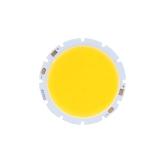 10W Round COB Super Bright LED Chip Light Lamp Bulb Warm White DC32-34V