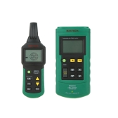MASTECH MS6818 LCD Backlight High Sensitivity Advanced 12~400V AC/DC Wire Tracker / Cable Locator