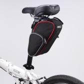 Roswheel Cycling Bicycle Folding Bike Seatpost Bag Pouch Seat Saddle Rear Tail Package Outdoor