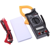 MASTECH M266 Digital Clamp Meter AC/DC Voltage AC Current Resistance  Tester w/Insulation Test