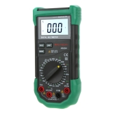 MASTECH MS8264 Handheld DMM Digital Multimeters w/ Temperature Capacitance & Frequency Test