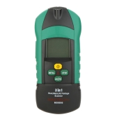 MASTECH MS6906 3 in 1 Multi-function Stud Metal AC Voltage Scanner Detector Thickness Gauge w/ NCV Test