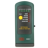 MASTECH MS6811 Network Cable Tester Line Tracker w/ 10Base-T T568A T568B & Token Ring Test
