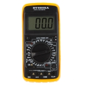DT9205A Handheld Digital Multimeter DMM w/ Capacitance & hFE Test