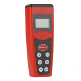 Handheld CP-3000 Ultrasonic Distance Meter Measurer Rangefinder w/Laser Point & LCD Backlight