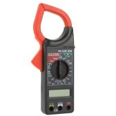 266C Digital Clamp Meter AC/DC Volt AC Amp Ohm Meter  Insulation Tester Temperature Sensor Meter Tester
