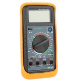 MY-62 Handheld DMM Digital Multimeter Temperature Meter w/ Capacitance & hFE Test