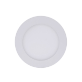 9W Round LED Recessed Ceiling Panel Light Down Lamp Ultra Thin Bright for Living Room Bathroom Bedroom Kitchen AC85-265V
